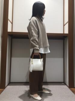 [URBAN RESEARCH 天王寺MIO店][北野 真由]