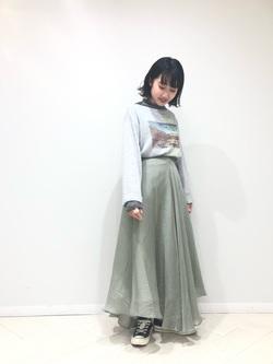 [新谷 菜衣]