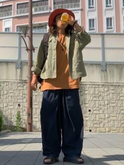 [URBAN RESEARCH Store イオンモール岡山店][薮井 樹]