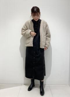 [URBAN RESEARCH Store 近鉄あべのハルカス店][山下 華奈]