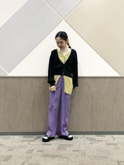 [川平未来]