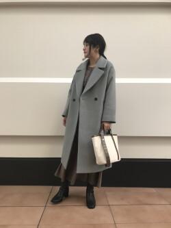 [URBAN RESEARCH Store有明ガーデン][高山 里恵]