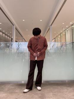 [SENSE OF PLACE 名古屋店][生駒 亮介]