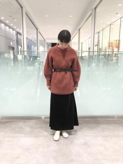 [SENSE OF PLACE 名古屋店][山田 紗矢音]