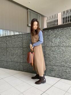 [URBAN RESEARCH Store ekie広島店][福原 菜月]