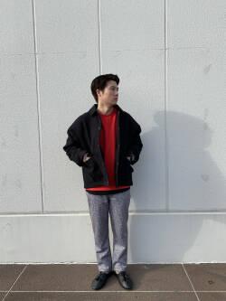 [warehouse 三井アウトレットパーク仙台港店][加藤 隆我]