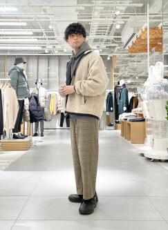 [SENSE OF PLACE ミント神戸店][森常 雄太]