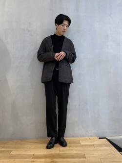 [SENSE OF PLACE キュープラザ原宿店][関 凌太朗]