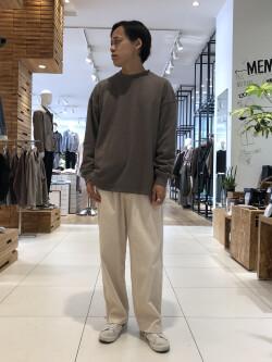 [SENSE OF PLACE 名古屋店][松野 卓也]