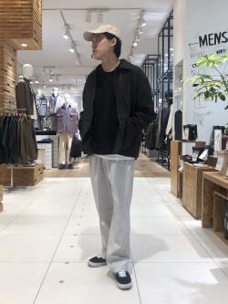 [SENSE OF PLACE タカシマヤ ゲートタワーモール店][松野 卓也]
