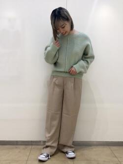 [warehouse マリノアシティ福岡店][yatabe natsumi]