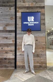 [URBAN RESEARCH Store ラゾーナ川崎プラザ店][小林 艶]