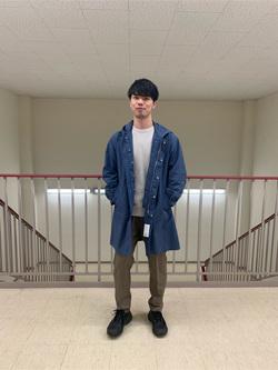 [URBAN RESEARCH Storeそごう千葉ジュンヌ店][高野 翔]