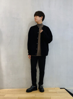 [SENSE OF PLACE キュープラザ原宿店][大貫 勇王]