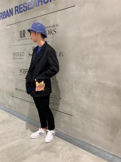 [URBAN RESEARCH Store パルコヤ上野店][RYOMA]