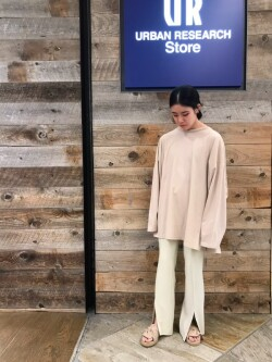 [URBAN RESEARCH Store ラゾーナ川崎プラザ店][キジマ ミズハ]