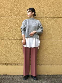 [warehouse りんくうプレミアムアウトレット店][道重 留伊]