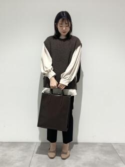 [SENSE OF PLACE 錦糸町パルコ店][hinako]