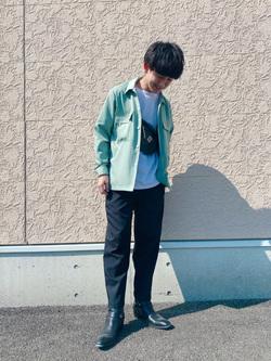 [warehouse 神戸三田プレミアムアウトレット店][菱田 優斗]