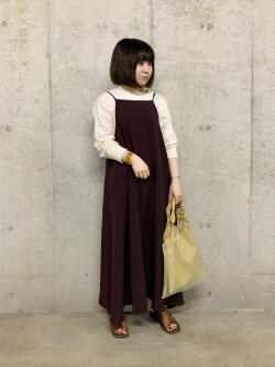 [SENSE OF PLACE ららぽーと横浜店][chiori]