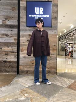 [URBAN RESEARCH Store ラゾーナ川崎プラザ店][さかいゆみこ]