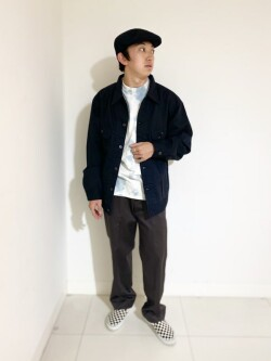 [URBAN RESEARCH Store ルクア大阪店][kuriyama kousuke]