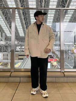 [URBAN RESEARCH Store ルクア大阪店][kuriyama kousuke]