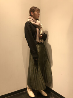 [URBAN RESEARCH 天王寺MIO店][菅原 ほのか]