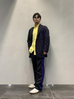 [URBAN RESEARCH iD 渋谷パルコ店][Masahiro Inagaki]