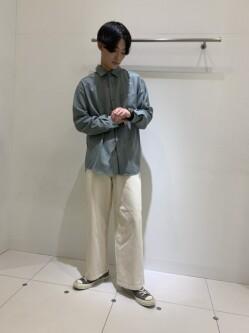 [SENSE OF PLACE イオンモール京都桂川店][奥野 舜也]