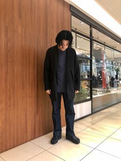 [URBAN RESEARCH ルミネ新宿店][俣野 直弥]
