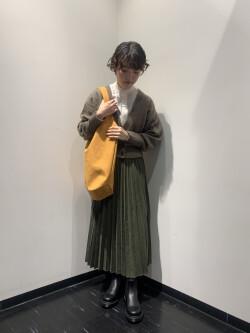 [URBAN RESEARCH 天王寺MIO店][荒井 千里]