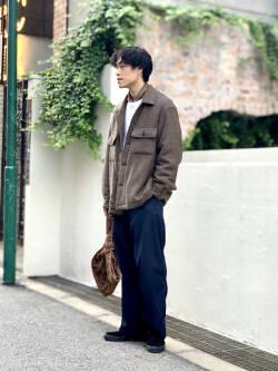 [URBAN RESEARCH 堀江店][中島 悠介]