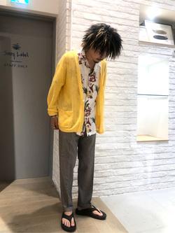 [Sonny Label ららぽーと富士見店][wataru]