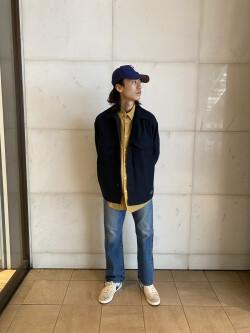 [URBAN RESEARCH Store ルクア大阪店][長谷川 寧大]
