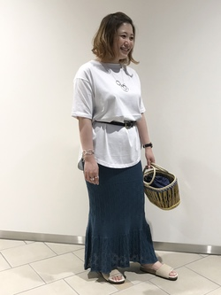 [warehouse 三井アウトレットパーク札幌北広島店][chisaaa]