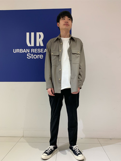 [URBAN RESEARCH Store 近鉄あべのハルカス店][越智 玄太]