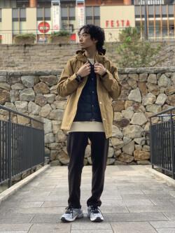 [URBAN RESEARCH ピオレ姫路店][坂牧 優]