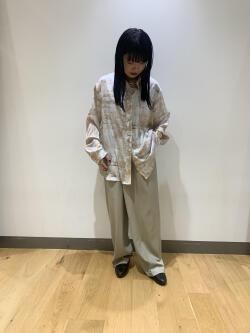 [URBAN RESEARCH Storeタカシマヤゲートタワーモール店][小川 愛加]