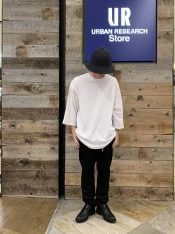 [URBAN RESEARCH Store ラゾーナ川崎プラザ店][八木 拓実]