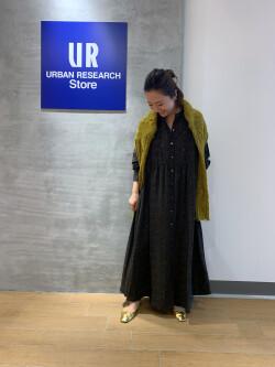 [URBAN RESEARCH Storeタカシマヤゲートタワーモール店][hamada]