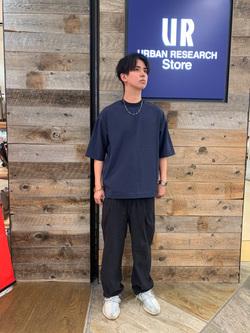 [URBAN RESEARCH Store ラゾーナ川崎プラザ店][橋本 隆ノ介]