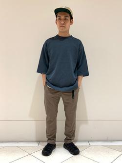 [URBAN RESEARCH なんばCITY店][森本 真朱]