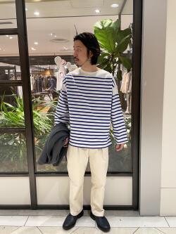 [URBAN RESEARCH なんばCITY店][柴谷 泰平]