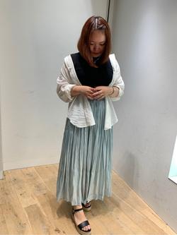 [SENSE OF PLACE なんばCITY店][mari]