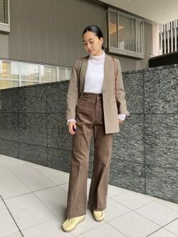 [URBAN RESEARCH Store ekie広島店][Haru]