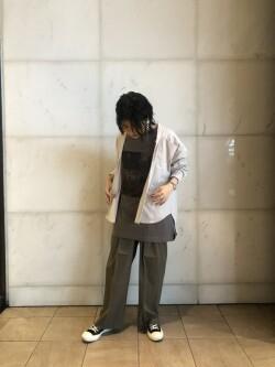 [URBAN RESEARCH Store ルクア大阪店][阪本 真衣香]