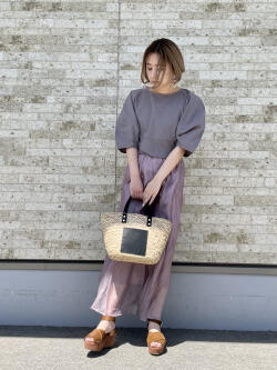 [warehouse 軽井沢・プリンスショッピングプラザ店][若原 葉月]