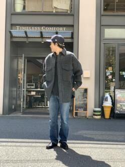 [URBAN RESEARCH 堀江店][興山 薫]