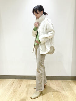[URBAN RESEARCH Storeタカシマヤゲートタワーモール店][簗 麻衣]